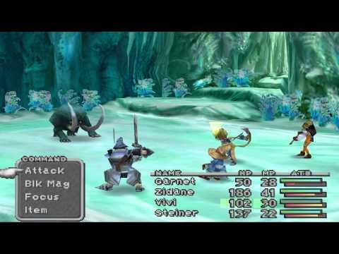 Final Fantasy IX Walkthrough - Final Fantasy 9 Part 8