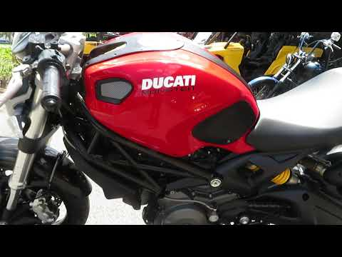 2014 Ducati Monster 696 in Sanford, Florida - Video 1