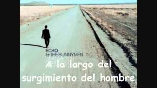 Echo & The Bunnymen - Lost On You (Subtitulada)