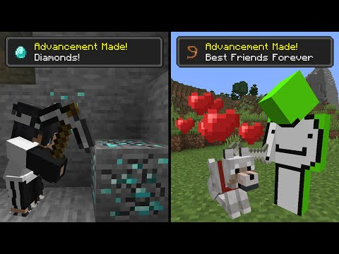 Minecraft Achievement Race...