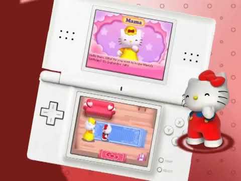 Видео № 0 из игры Hello Kitty: Birthday Adventures (Б/У) [DS]