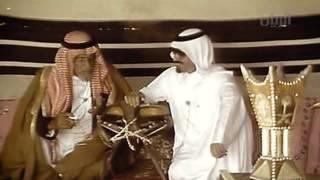 لقاء مع الشاعر عبدالمحسن بن فطيس رحمه الله ( 1985)