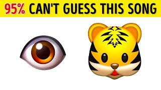 EMOJI QUIZ CHALLENGE! FUN TESTS AND FUNNY RIDDLES FOR ADULTS 🤟