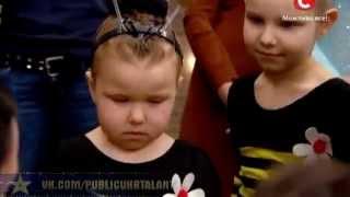 """Танец ленивой пчелки 7 марта на СТБ! Анонс """"Україна має талант-7""""."""