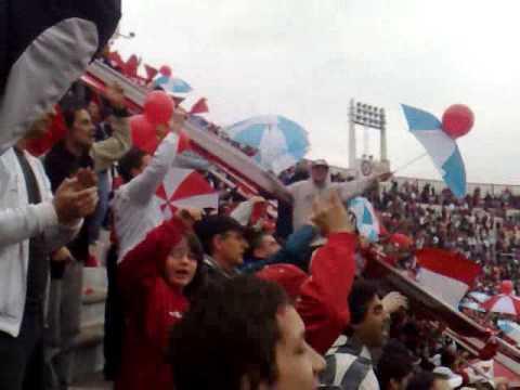 """""""Vs Sin libertadores - Mi sangre lleva ese color"""" Barra: La Barra del Rojo • Club: Independiente"""