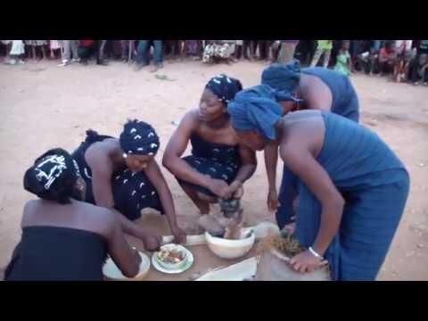 gbagi cultural dance