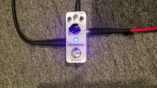 Joyo BanTamP mini tube head series demo | The Guitar Man - Самые
