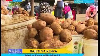 Afrika Mashariki: Bajeti ya Kenya yafika trilioni tatu