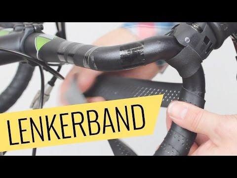Rennrad Lenkerband wickeln - So geht's richtig! - Fahrrad.org