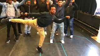 @DJLILMAN973 Presents @Teamlilman Frontin' On Me (CYPHER)