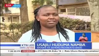 Usajili wa Huduma namba hujaanza katika  kaunti kadhaa kutokana na ukosefu wa vifaa vya usajili