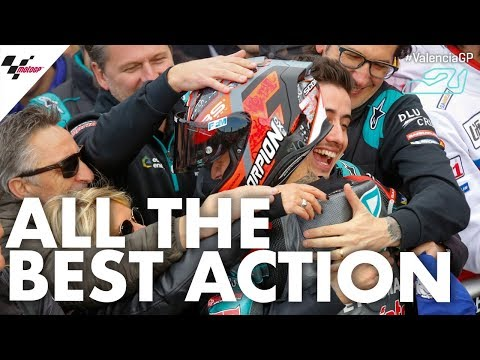 【MotoGP ハイライト動画】MotoGP バレンシアGP