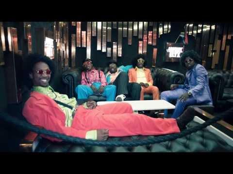 Uhuru - Y Tjukutja (ft. DJ Buckz, Oskido, Professor & Uri-Da-Cunha)