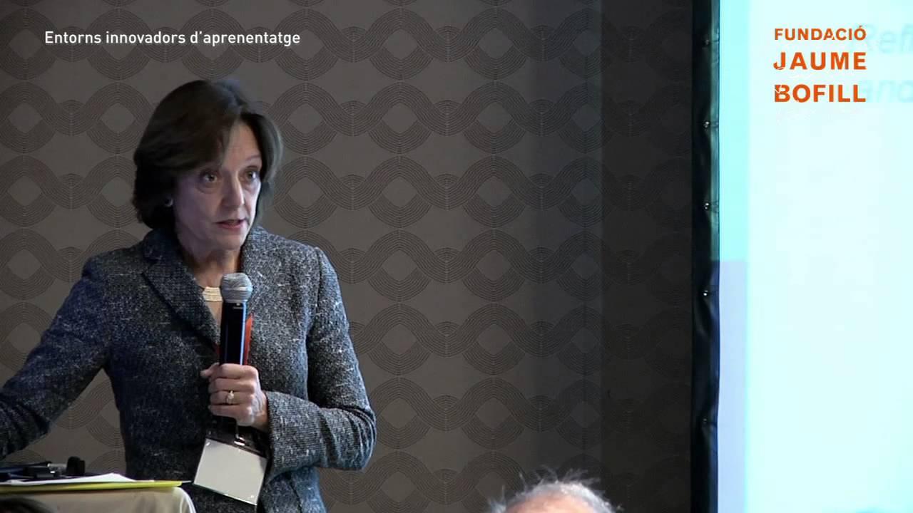 """""""Comunitats professionals d'aprenentatge: canvi i millora sostenible 1"""", per Roser Salavert"""