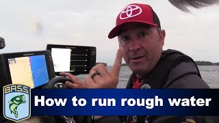 How to run rough water with Gerald Swindle