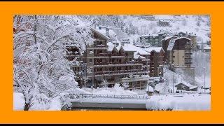 preview picture of video '— Hotel Solana Arinsal 3* + Forfait Vallnord - Andorra'