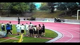The famous mile run (Greatest comeback ever)
