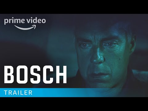 Bosch Season 3 (Promo 'Who Is Harry Bosch?')