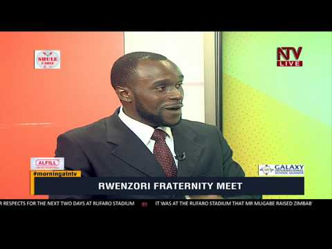 MORNING AT NTV: Rwenzori Fraternity meet