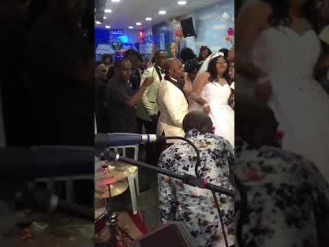 Ihe we jeweme @ bishop's wedding
