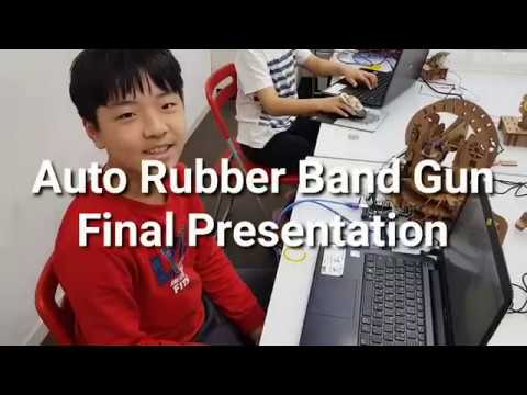 | Auto Rubber Band Gun | Presentation | 01 |