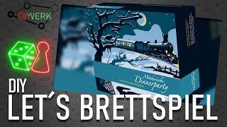 Let's Brettspiel - Mörderische Dinnerparty Tod im London Express - #1 (Spoilerfrei!)