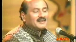 Maine Roka Bhi Nahin Aur Woh Thehra Bhi Nahin The Great Ghulam Abbass Ptv Classics   Tune pk