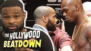 Tyron Woodley Says Things Got Real With Conor McGregor | The Hollywood Beatdown | TMZ Sports