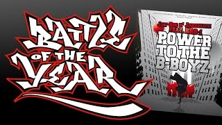Jay-Roc n'Jakebeatz feat KRS-ONE - The Movement (Power To The B-Boyz) Battle Of The Year