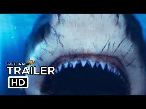 DEEP BLUE SEA 2 Official Trailer (2018) Shark Horror Movie HD