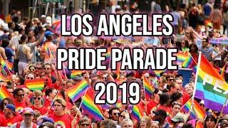LOS ANGELES PRIDE PARADE 2019 🏳️🌈