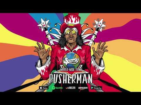 Bootsy Collins - Pusherman (World Wide Funk) 2017