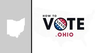 How To Vote In Ohio 2020
