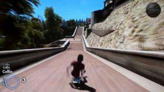 Skate 3 Demo Glitch (Go Anywhere)