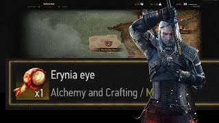 Witcher 3 - Wild Hunt — Erynia Eye Location