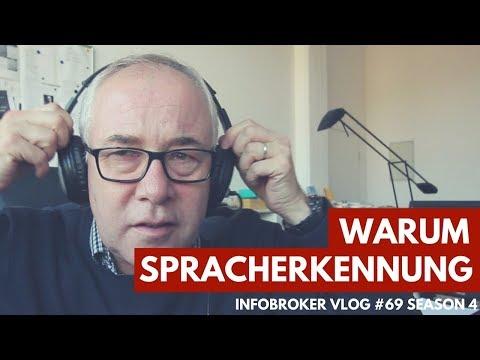 Warum ich die Dragon Spracherkennung (Naturally Speaking) als InfoPro einsetze? | vlog #69