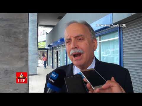 Guillermo Cochez presenta denuncia contra cuatro funcionarios del Ifarhu