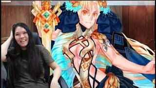 Astraea  - (Fate/Grand Order) - [Fate/Grand Order] Astraea's Voice Lines REACTION