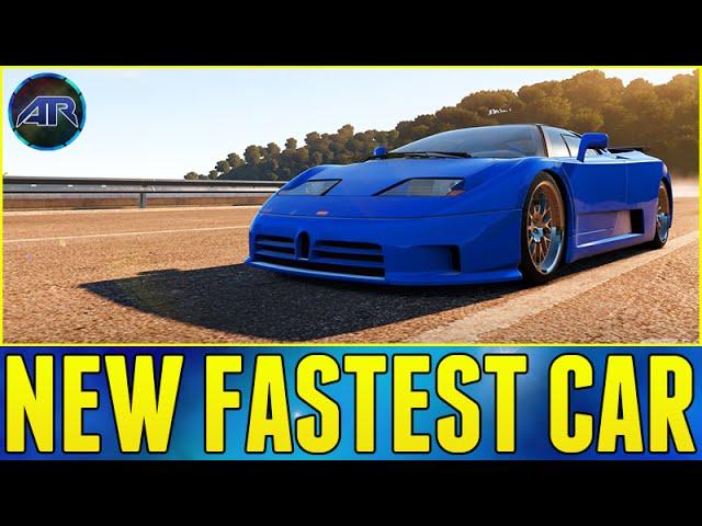Forza Horizon  Cover Car Name