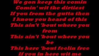 8Ball - Hands In The Air ( Lyrics )