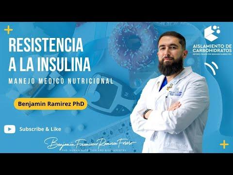 Aumento de la insulina debido al estrés
