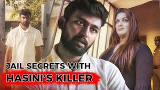 Nail Biting: Hasini's Killer Dasvanth Conversation Inside the Jail- Apsara's Unmaking of a Monster