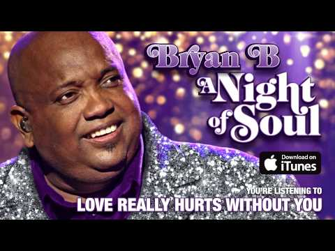 Bryan B - Love Really Hurts Without You