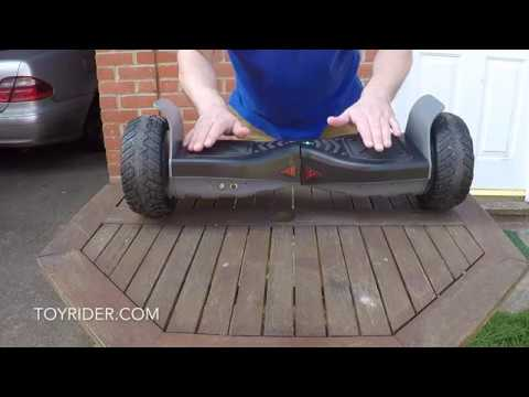 Best All-terrain Off-road Hoverboard Review & Demo