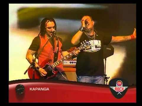 Kapanga video Entrevista CM - CM Rock 2016