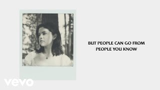 Musik-Video-Miniaturansicht zu People You Know Songtext von Selena Gomez