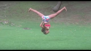 How To Do An Aerial (No Handed Cartwheel) For Beginners