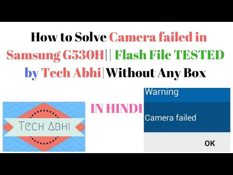 SAMSUNG G531F SOFTWARE PROBLEM ,FLASHING BY Tech Abhi