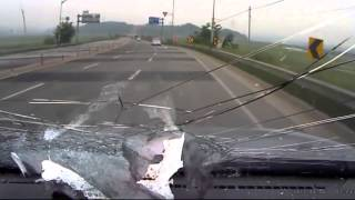 Dash-Cam Videos That\'ll Make You Say: WTF!