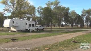 CampgroundViews.com - Codington County Memorial Park Watertown South Dakota SD Campground